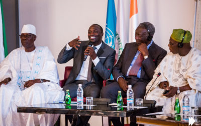 1 July 2015 USD 200 000 to support the newly created Western African Energy Leaders Group:  Another strong commitment of Akon Lighting Africa to support the electrification of the continent