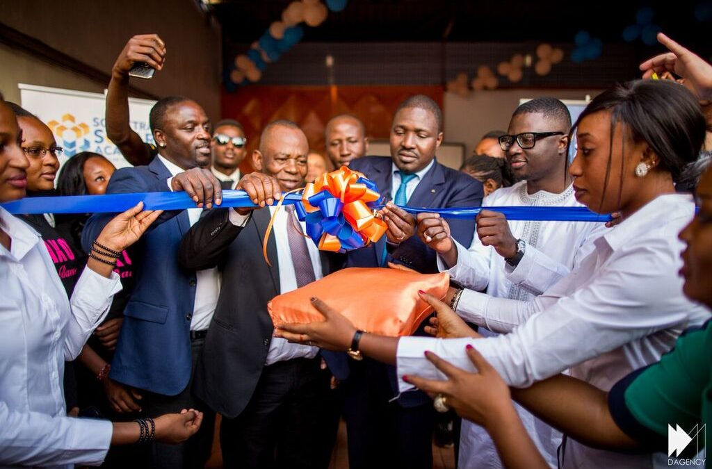 16 december 2015 Launch of the Solektra Solar Academy to support the Akon lighting Africa initiative Driving Africa's growth with a new  solar generation