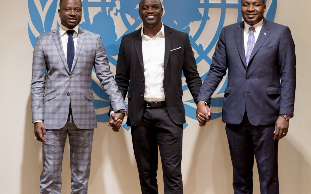 21 May 2015 Next steps for Solektra 's Akon Lighting Africa project is the launch of the first Solar Academy in Africa